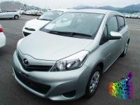 Toyota Vitz New Shape Paste Color -11
